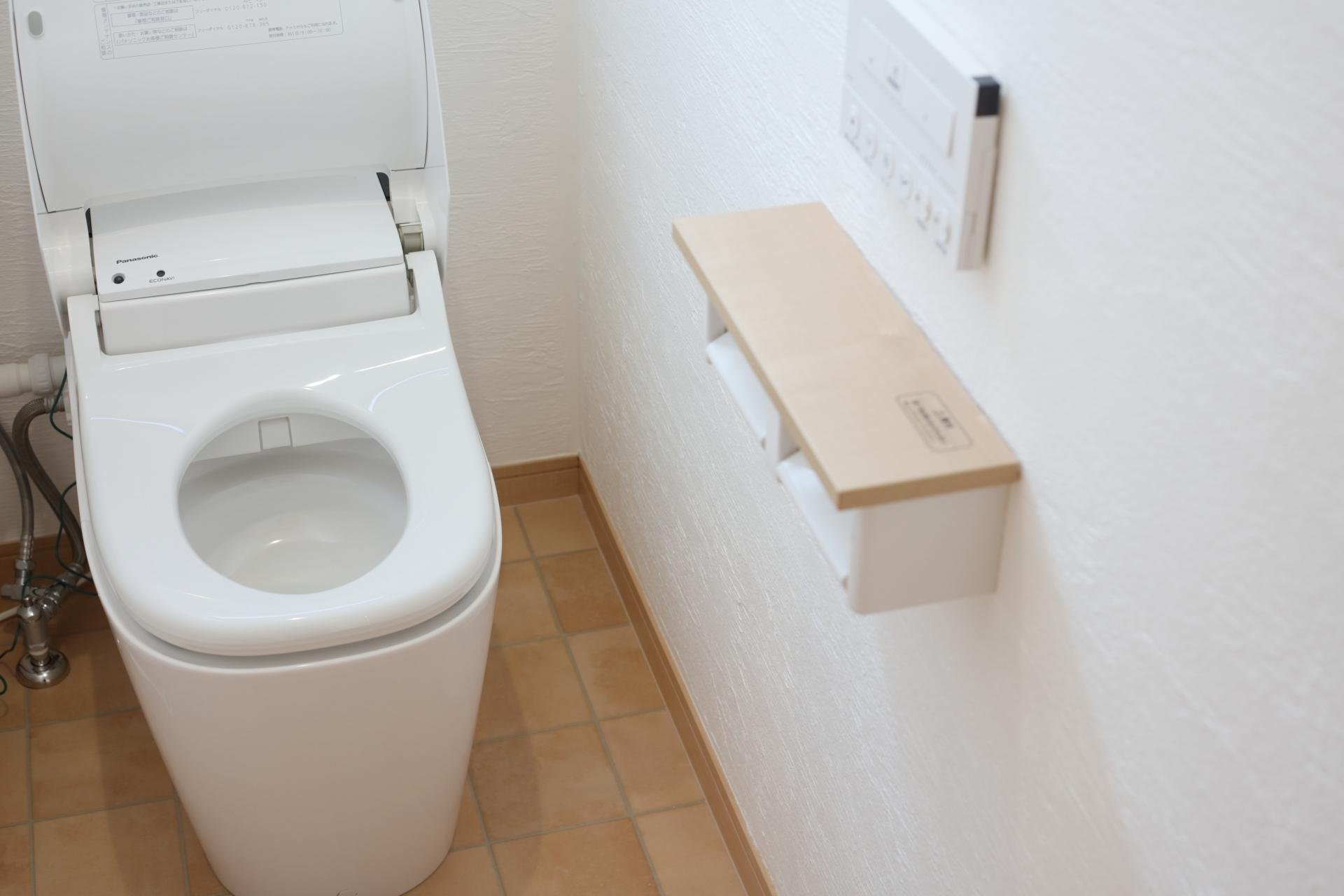 トイレの壁にカビが生えた…その原因とは